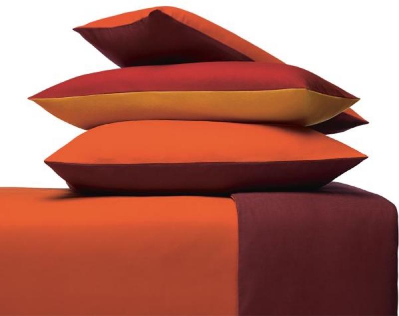 dasbett24 cotonea biber wendebettw sche zwei farben ein preis. Black Bedroom Furniture Sets. Home Design Ideas